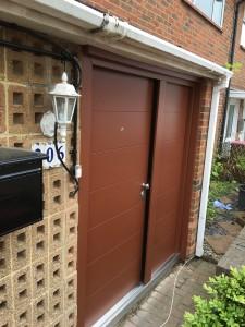 steel security door 1176