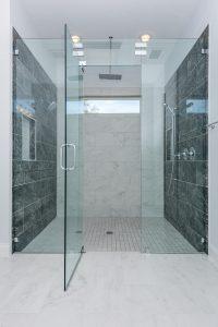 Secure Built Shower
