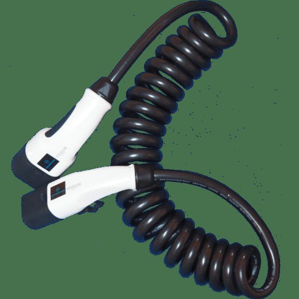 Câble de recharge type 2 type 2