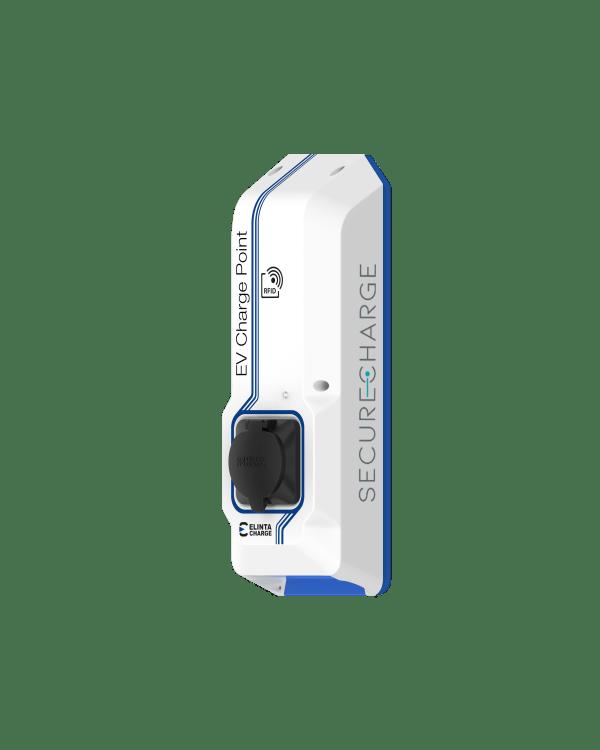 Borne de recharge murale 22kW - securecharge