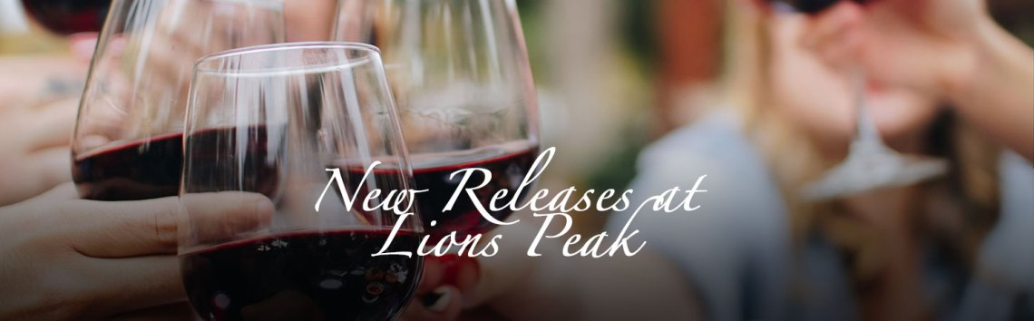 New Releases at Lions Peak