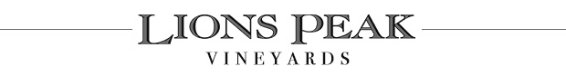 Lions Peak Vineyard Newsletter