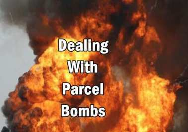 Dealing with Parcel Bombs DVD