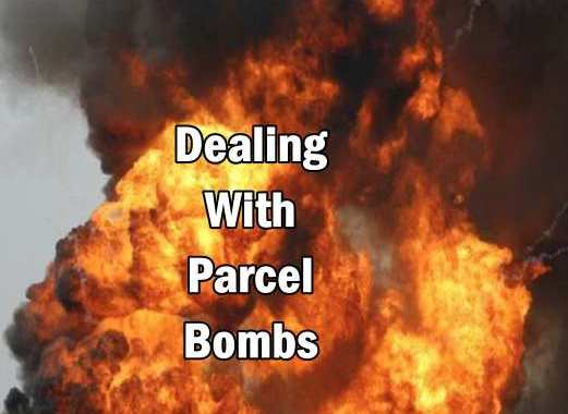 Security Training Videos > Dealing with Parcel Bombs DVD