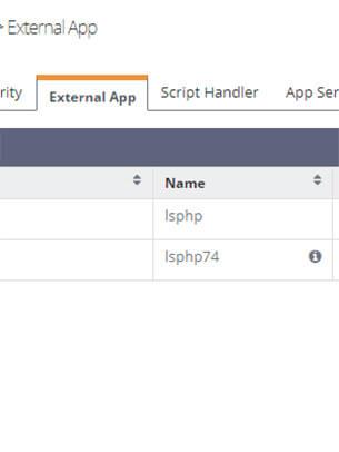 External-App