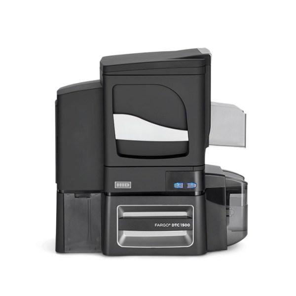 fargo DTC1500 ID Card Printer & Encoder up
