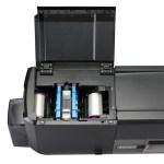 DTC5500LMX ID Card Printer and Laminator inner