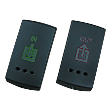 Proximity In and Out reader covers