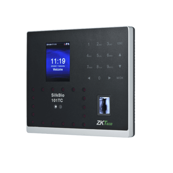SilkBio-101TC Time & Attendance and Access Control Terminal