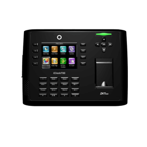 iClock 700 Time Attendance and Access Control