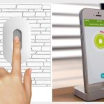 Smart Door Bell button banner