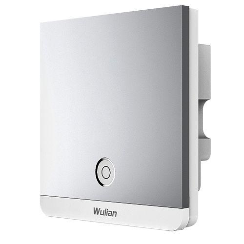 Smart Metallic Switch 1gang