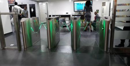 advantages of turnstiles for companies