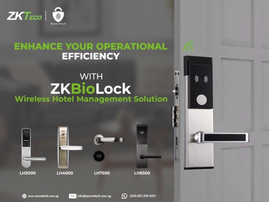 best hotel door locks