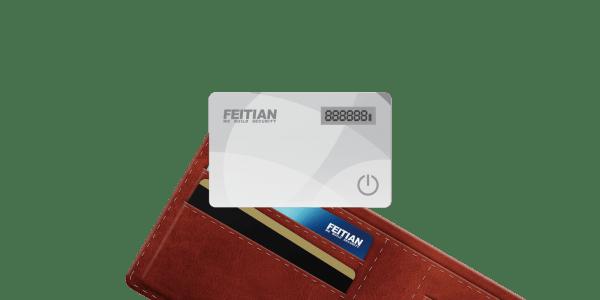 OTP display card