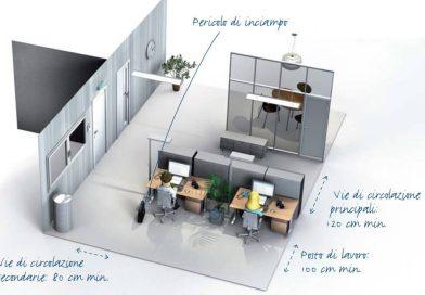 Luoghi di lavoro: Sicurezza degli edifici
