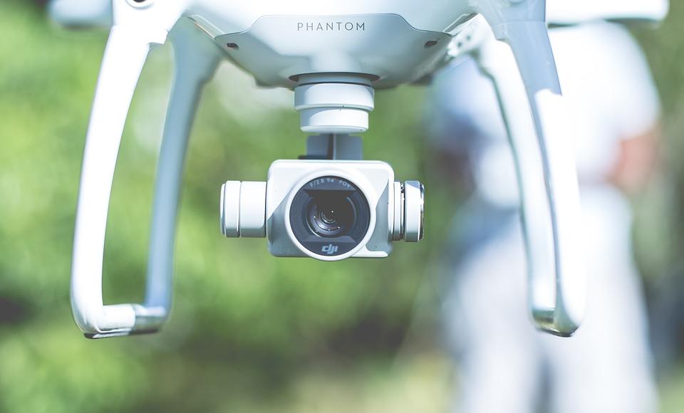 La sécurité par les drones