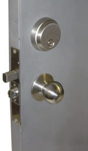 Securitech 4300 Integrated Multi-Point Deadbolt Lock