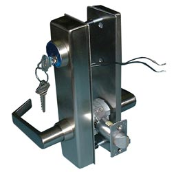 Securitech Electra Cylindrical Control Trim