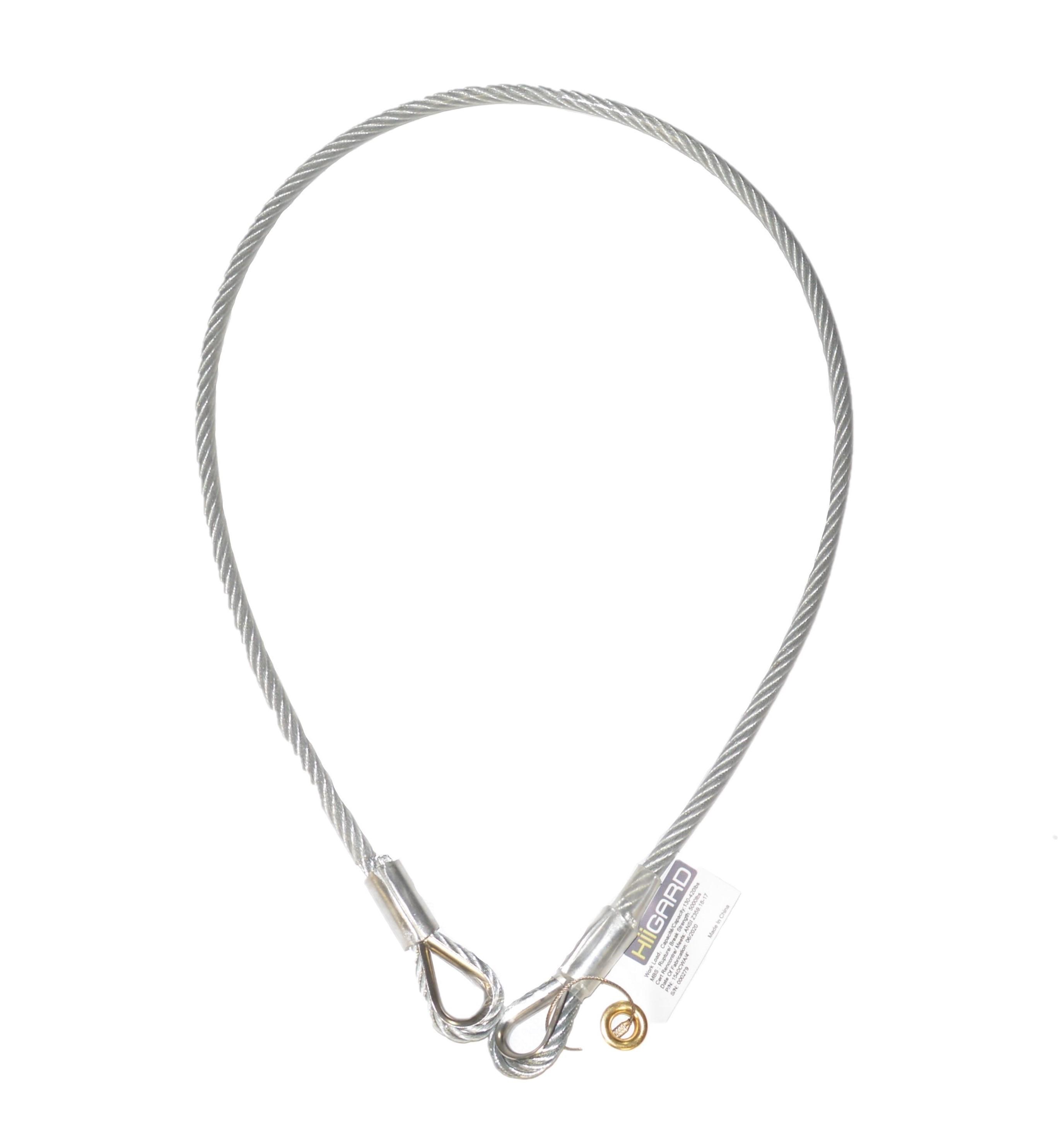 Hii Gard Steel Wire Anchor