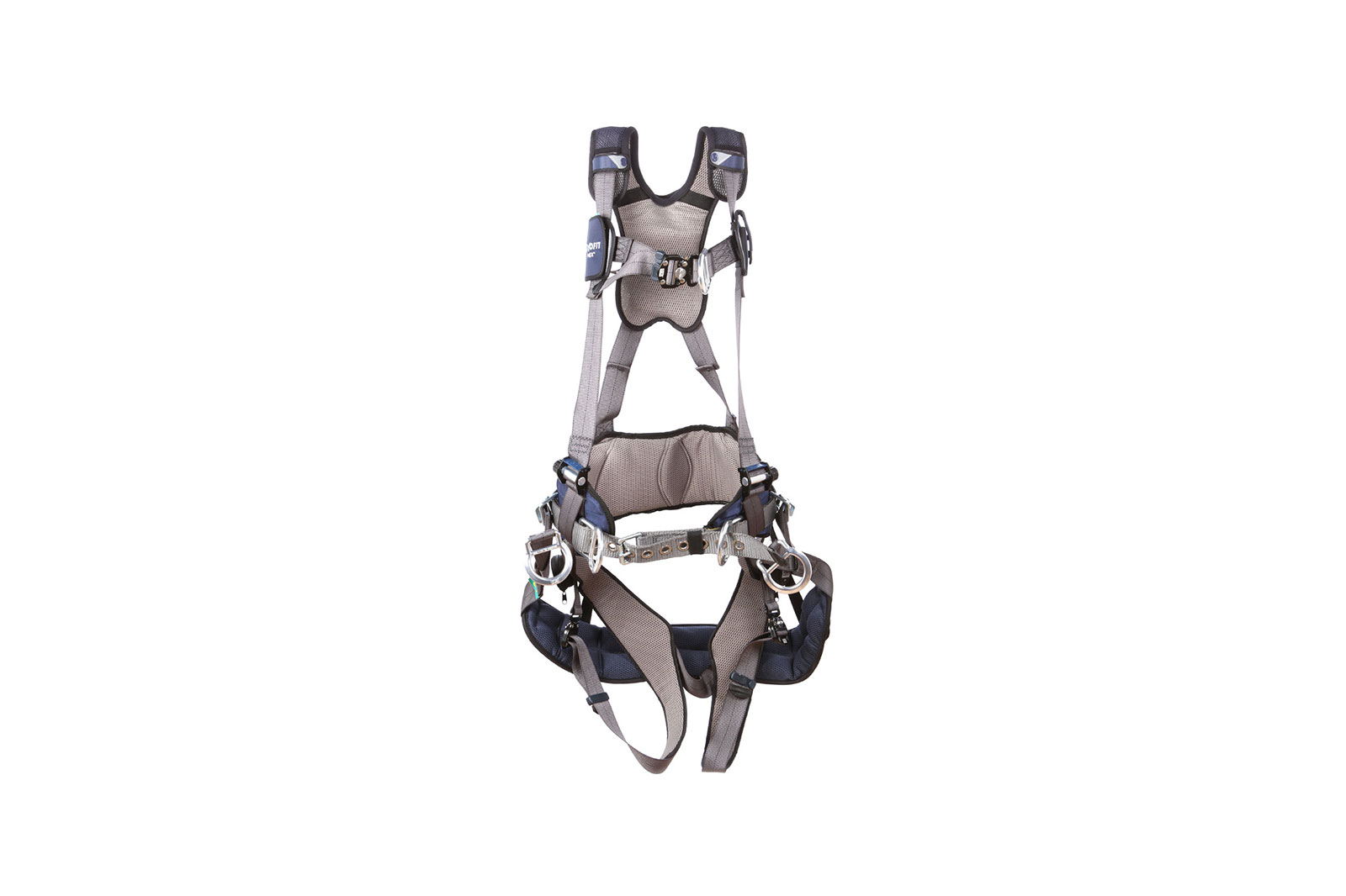 Dbi Tower Body Belt Amp Harness Combo With Hard Seat