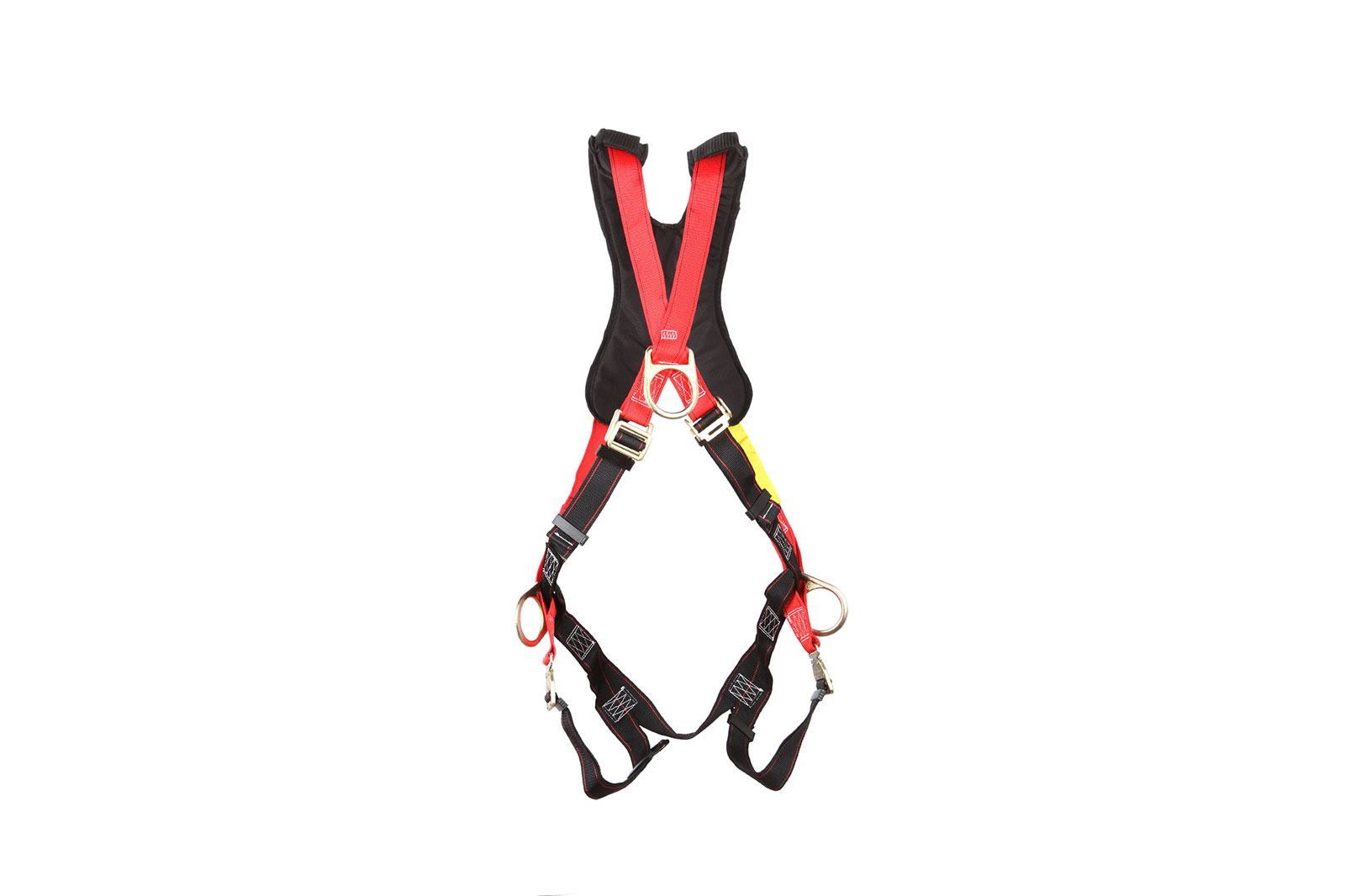 Sl Tech Crossed Style Fall Protection Harness With