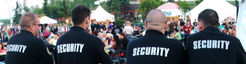 Event Security Jobs Toronto