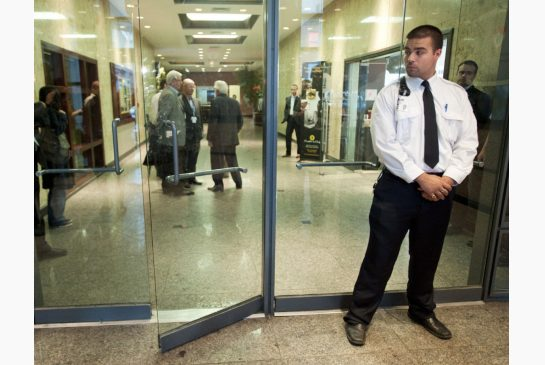 Security Guard Employment
