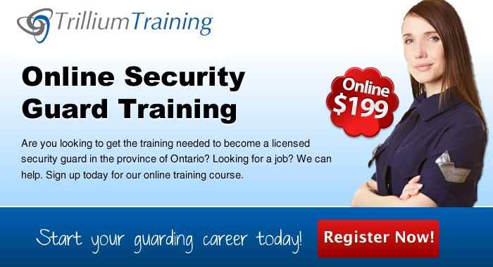 Free Security Guard Training Online