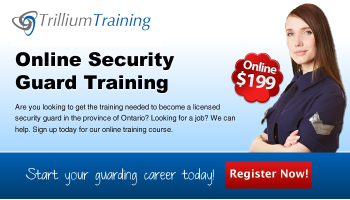 Security Guard Jobs Online