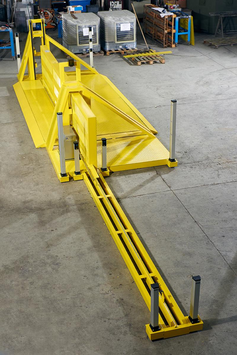 E T E M Etem Security Structures Surface Mounted Road