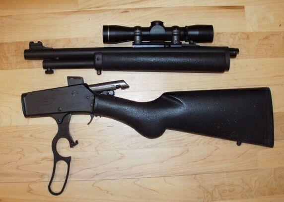 Alaskan Bush Pilot Rifle