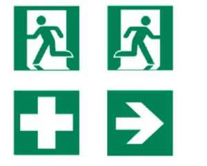 Emergency-escape-signs