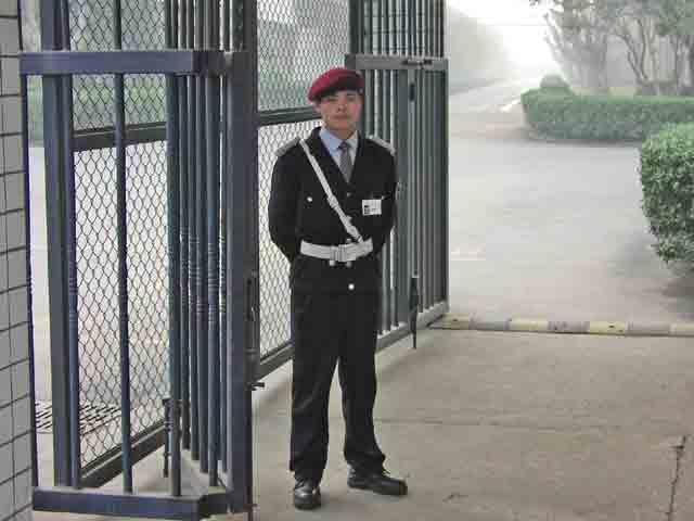museum-security-guard