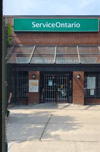 ServiceOontario Location