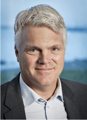 Lars Nordenlund, VP, Incubation & Ventures at Milestone Systems