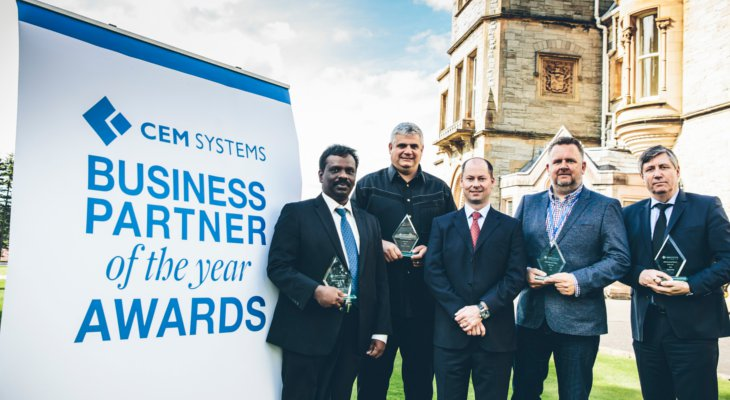 Business Partner of the Year Awards