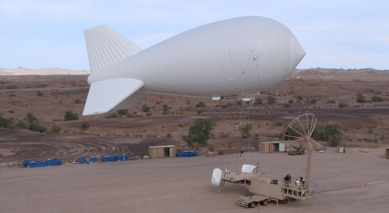 Floating on air - Aerostats making their mark