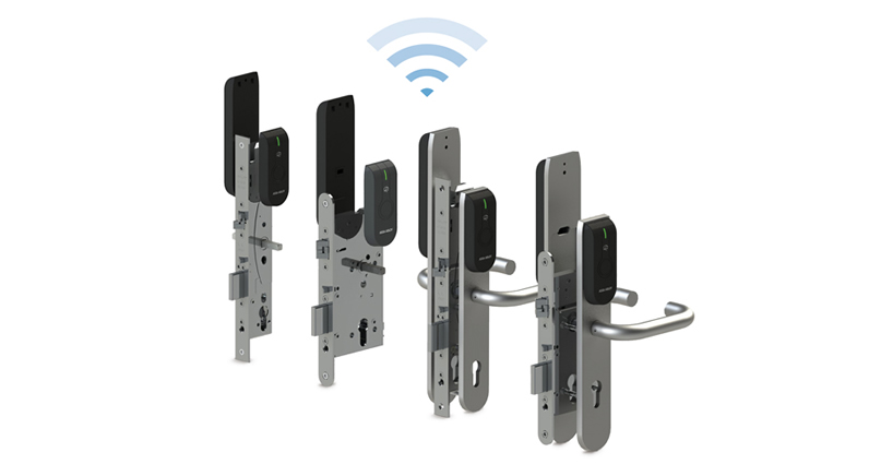 ASSA ABLOY Access Control partners Tyco