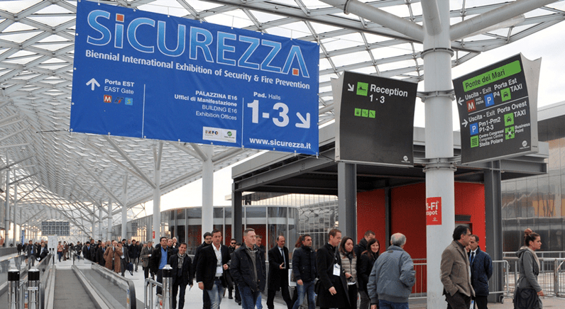 Sicurezza 2015: Technology to protect us