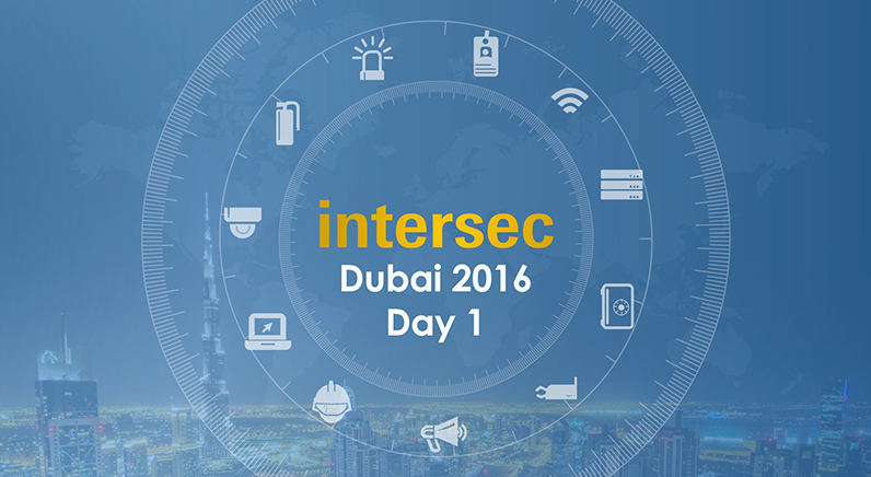Intersec Dubai Day 1 News Report