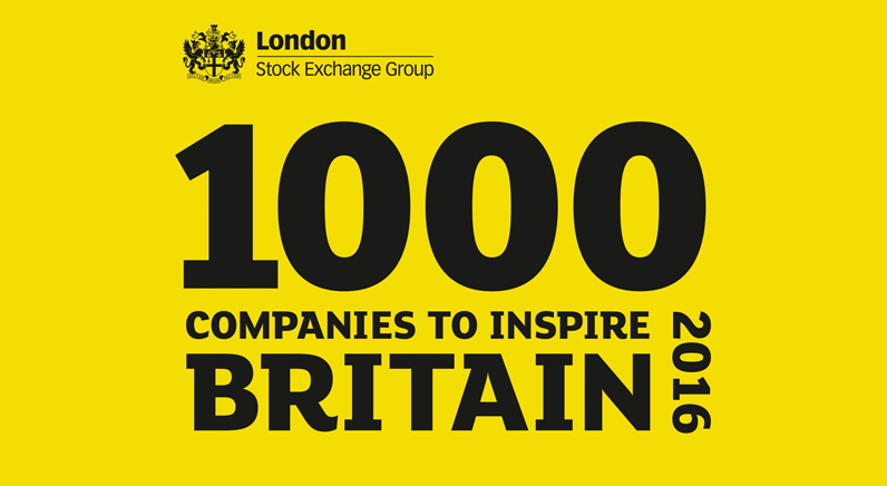 Paxton identified in '1000 Companies to Inspire Britain'