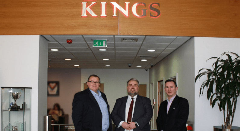 Morphean announce their partnership with Kings Security