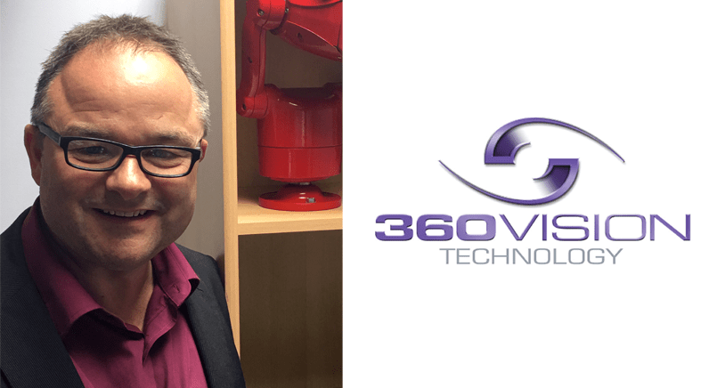 360 Vision appoints Marc Wesley as Southern Sales Manager