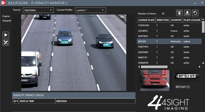 Veracity V2 to drive up ANPR value, from policing to parking