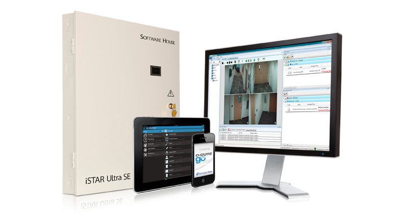 Tyco Security Products' C•CURE 9000 wins access control software Award