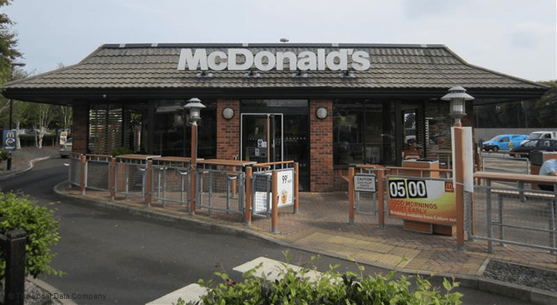 Comelit's IP Video Surveillance solution installed at McDonalds