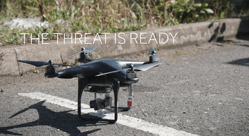 Drone Defenders™ ready for action to protect against illegal drones