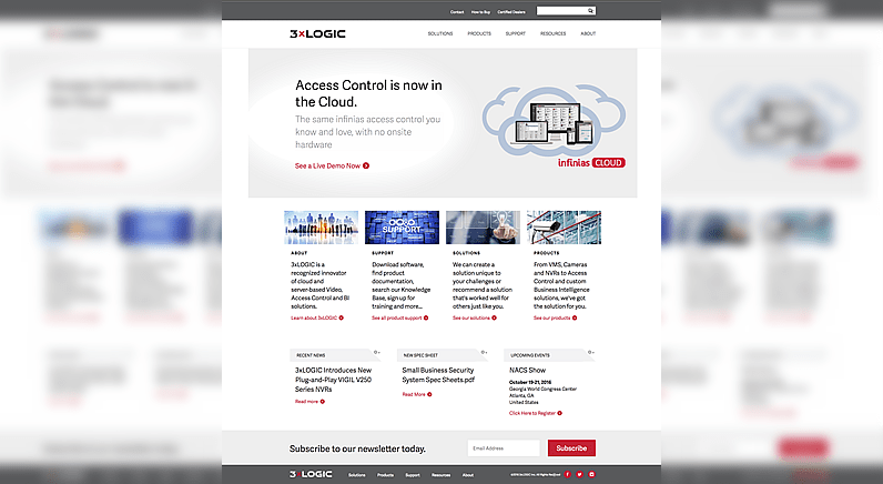3xLOGIC launches Updated Website amid Product Re-Branding