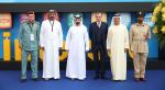 His Highness Sheikh Mansoor opens largest trade fair for security - Intersec 2017